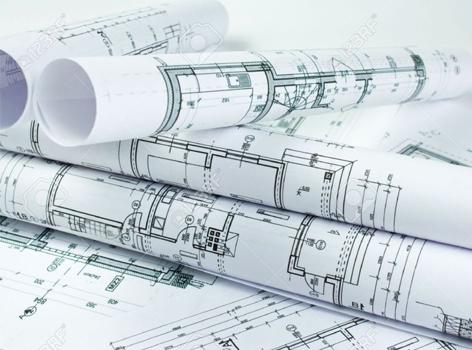 Projekty<br>architektoniczno budowlane